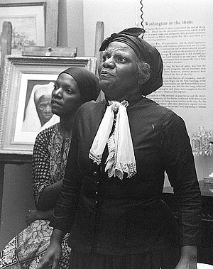 Delores St. Armand, by White, Rolland, 1978, Smithsonian Archives - History Div, 2002-32283.