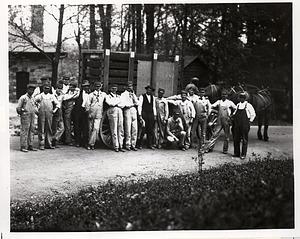 Zoo Employees