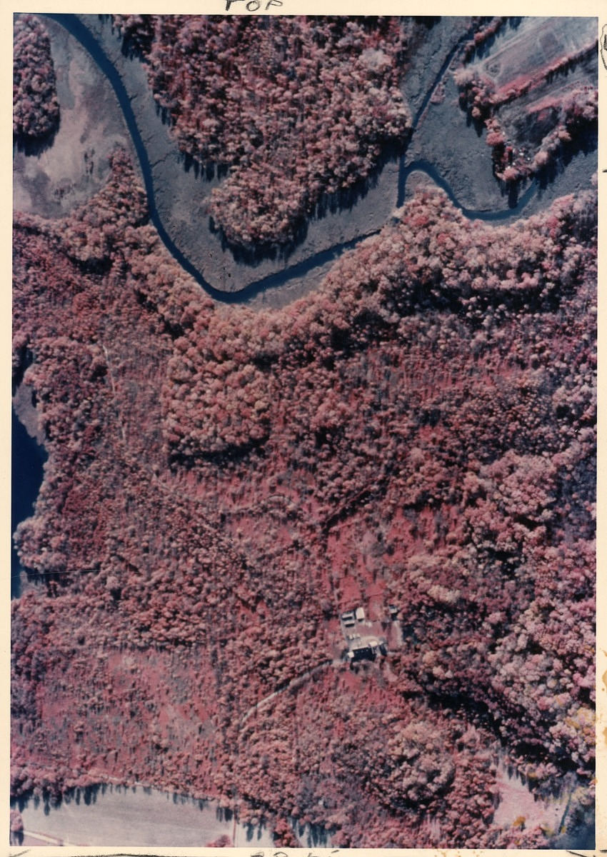 Aerial View of Chesapeake Bay Center for Environmental Studies (CBCES)