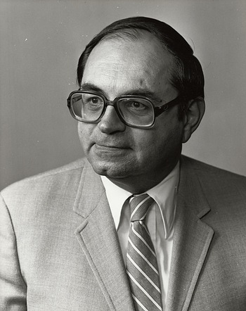 James T. Demetrion, by Unknown, 1983, Smithsonian Archives - History Div, 2003-19554.