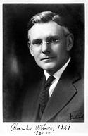 Secretary Alexander Wetmore