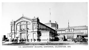 Philadelphia Centennial, Government Building