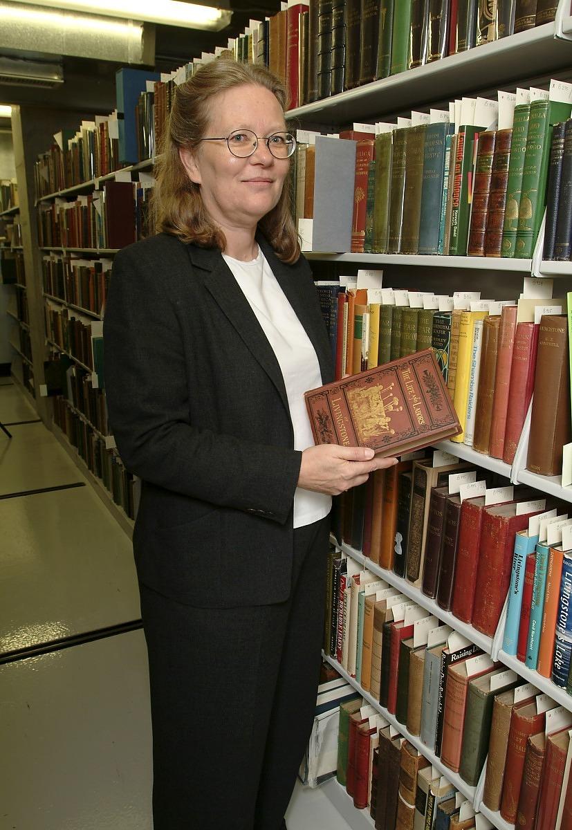 Joseph F. Cullman Library