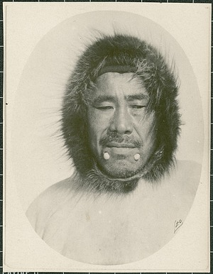 A Great Teller of Stories and Legends of the Eskimo Race