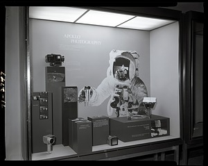 Apollo Photography Exhibit, National Air and Space Museum