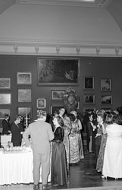 Opening of Renwick Gallery