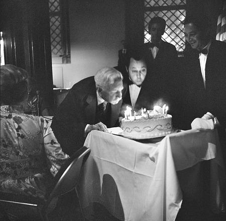 Dr. Charles Greeley Abbot's 100th Birthday Celebration