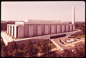 Exterior View of National Museum of History and Technology