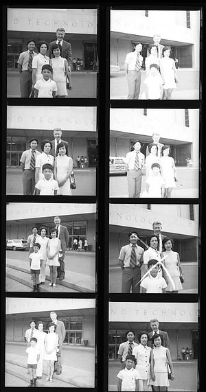 NMHT Visitors, 1972, Smithsonian Institution Archives, SIA Acc. 11-009 [72-7901].
