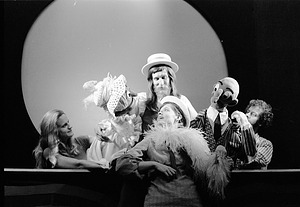Puppet Theater, 1972, Smithsonian Institution Archives, SIA Acc. 11-009 [72-8376-18].