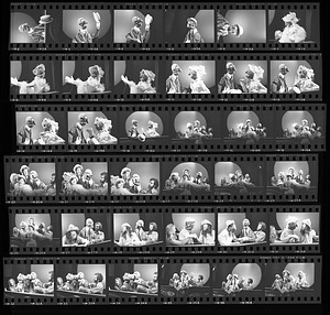 Puppet Theater, 1972, Smithsonian Institution Archives, SIA Acc. 11-009 [72-8376].