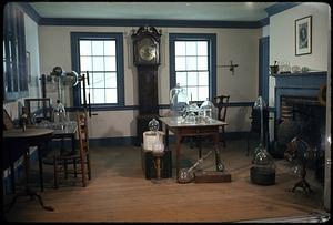 """""""Priestley Chemistry Laboratory"""" Exhibit"""