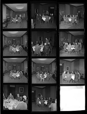 Farewell Luncheon for Monroe E. Freeman