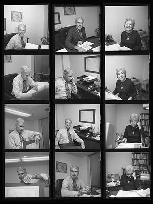 Interdisciplinary Communications Program Staff