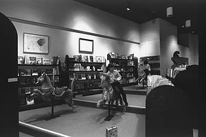 Bookstore at the National Museum of History and Technology