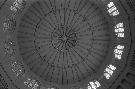Ceiling of Rotunda in A&I