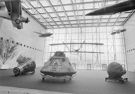 Milestones of Flight Gallery, February 1976