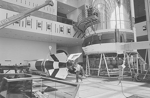 Installing V2 Rocket in the NASM