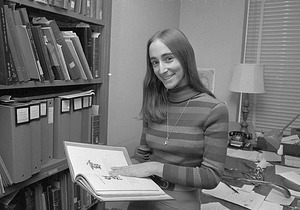 Virginia Drachman, by Unknown, c. 1976, Smithsonian Archives - History Div, 76-996.