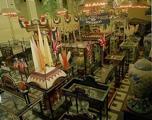 """Recreation of """"1876: A Centennial Exhibition"""" in A&I"""