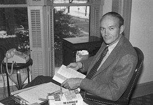 Under Secretary Michael Collins