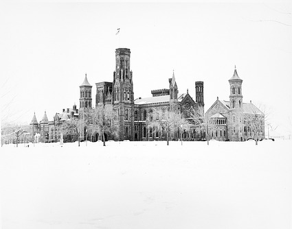 SIB in the Winter, by Unknown, Between 1965-1970, Smithsonian Archives - History Div, 82-3278.