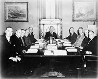 Regents Meeting, 1954