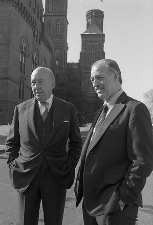 Secretaries Ripley and Adams