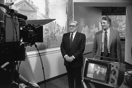 Gene Kelly Filming at American History