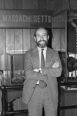 Tom Freudenheim, Assistant Secretary for Museums