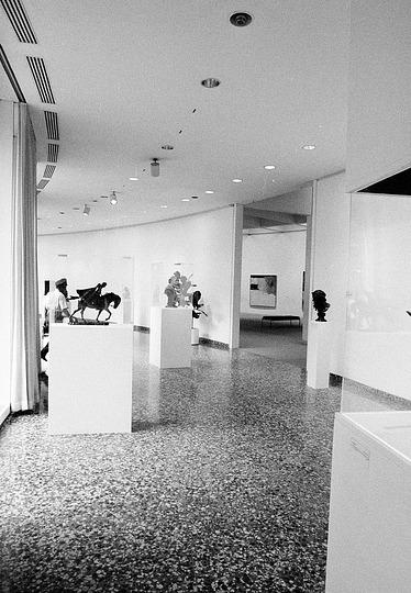 Hirshhorn Museum, Interior