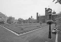 Enid A. Haupt Garden, by Unknown, 1987, Smithsonian Archives - History Div, 87-6830-5.