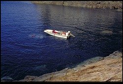 Dive Trip, Panama, STRI, 1986, Smithsonian Institution Archives, SIA Acc. 11-009 [88-7268].