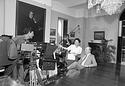 Secretary Adams Videotaping Session