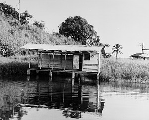 Frijoles Station on Gatun Lake, CZBA