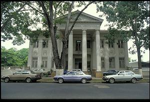 Gorgas Memorial Laboratory in Panama City, Panama, STRI