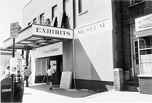 Architectural History of the Anacostia Community Museum, 1985