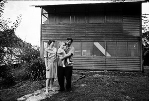 A. S. Rand & Family on Barro Colorado Island