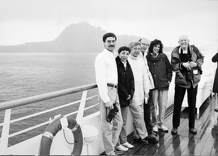 Study Tour - Rounding Cape Horn