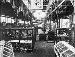 Centennial Exposition, Smithsonian Exhibit
