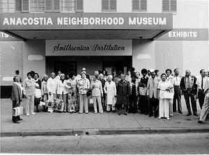 Anacostia Historical Society Members