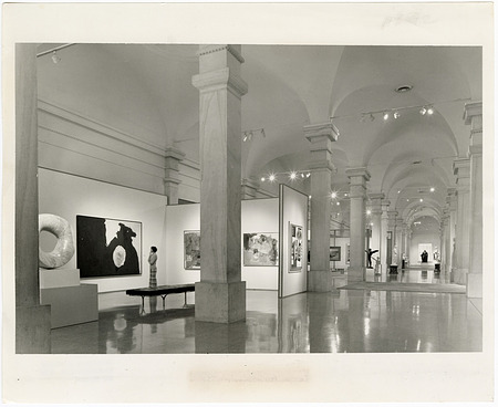 Lincoln Gallery of the National Collection of Fine Arts (NCFA)