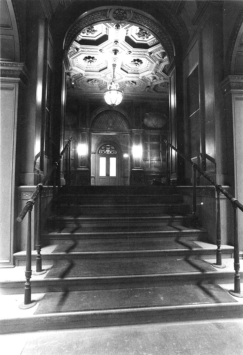 Main Entrance to the Cooper-Hewitt, National Design Museum