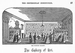 Art Objects Transferred to the Smithsonian, 1858, Smithsonian Archives - History Div.