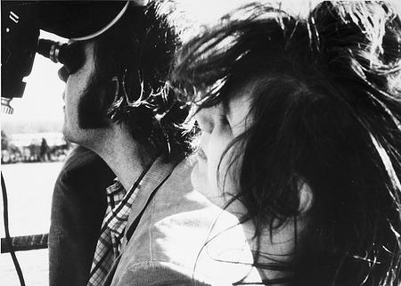 Karen Loveland and John Hiller, by Unknown, 1974, Smithsonian Archives - History Div, 94-13201.