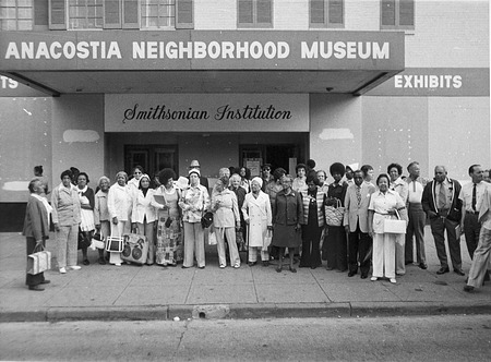 Anacostia Historical Society Members