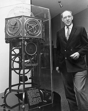 Edwin A. Battison, by Unknown, 1969, Smithsonian Archives - History Div, 94-2881.