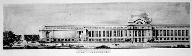Proposed Wings for NHB, 1931