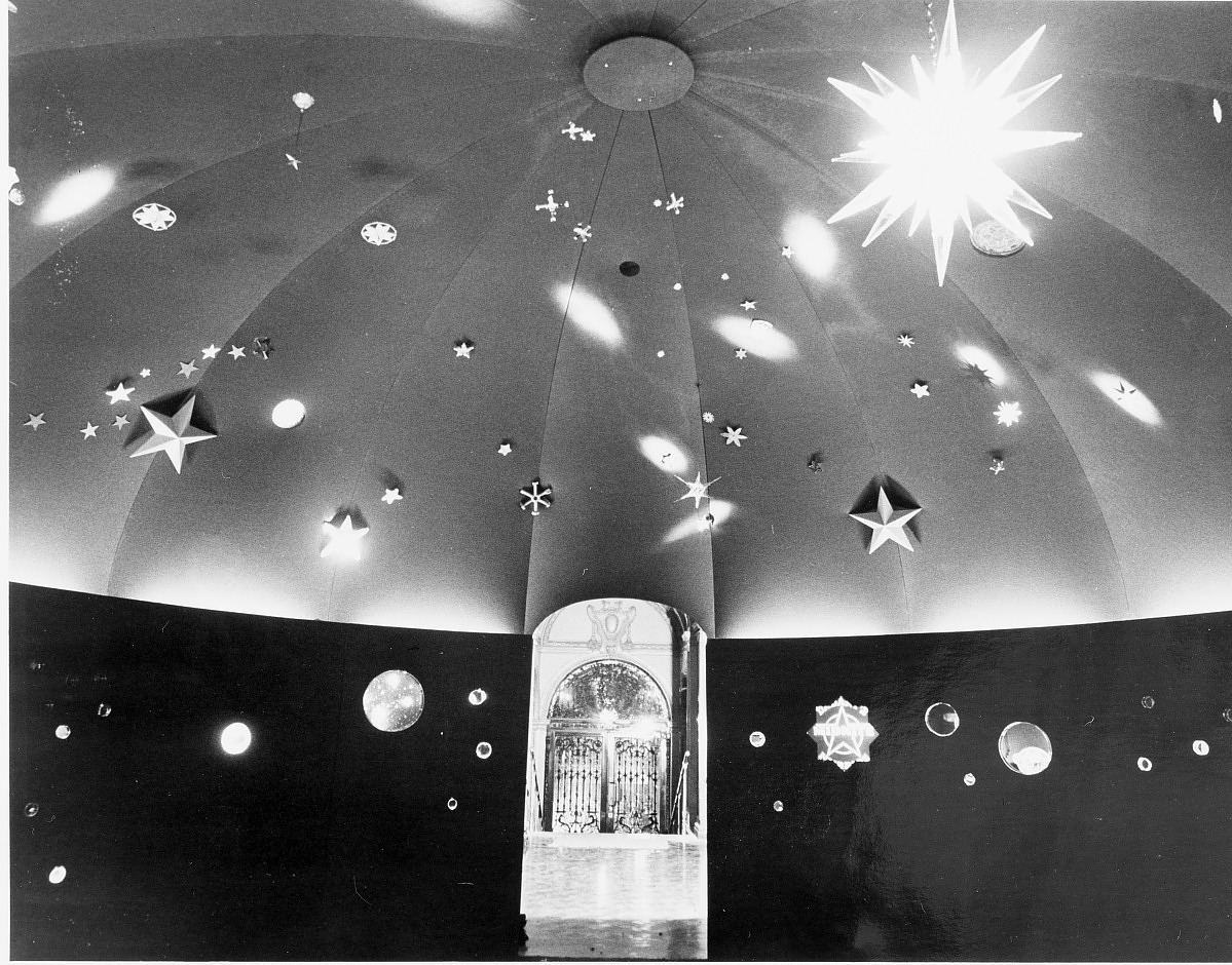 Star Exhibit at Cooper-Hewitt Museum