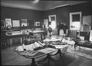 Art Objects Displayed at the Cooper-Hewitt, National Design Museum